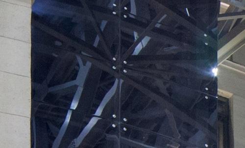 Панорамное остекление лифта